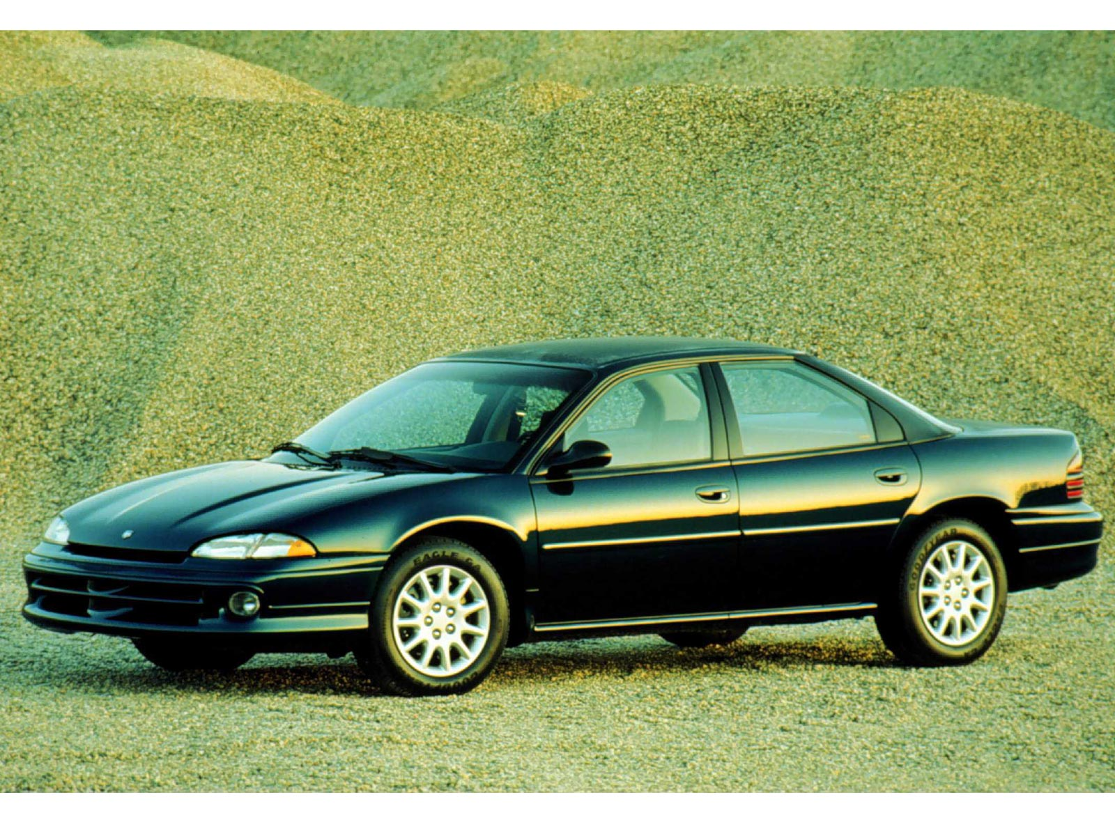 1998 Dodge Intrepid Wiring Diagram