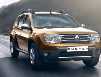 New Renault Duster to be Unveiled at Frankfurt Motor Show