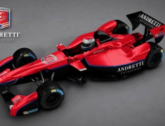 Andretti Autosport Signs Up for All-Electric 'Formula E' Series