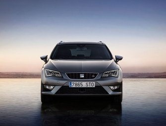 SEAT Leon ST Estate revealed at Frankfurt