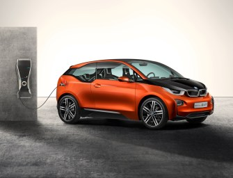 BMW to Launch i3 electric car in India in 2014
