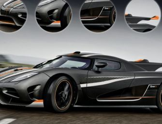 Koenigsegg One:1 Produces 1400 HP, 0-400 km/hr In 20 Secs