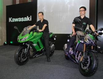 Kawasaki Z1000 and Ninja 1000 Launched in India at Rs 12.5 lakh