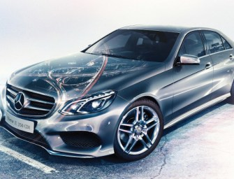 Mercedes-Benz E 350 CDI set to Launch on September 11