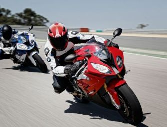 2015 BMW S1000RR Unveiled at the INTERMOT Motorcycle Show