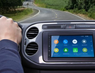 Parrot's New In-Dash System Will Bring Android Auto and CarPlay to Your Car