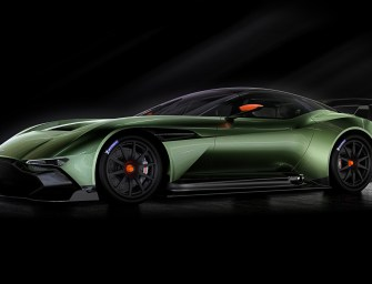 Aston Martin's Maniacal 800 HP Vulcan Hypercar Officially Unveiled
