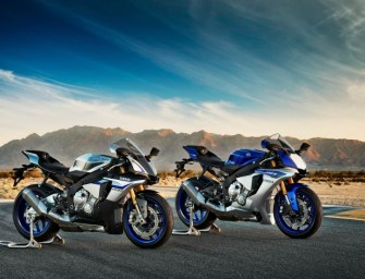 Yamaha Brings the Powerful R1 And R1M Superbikes to India