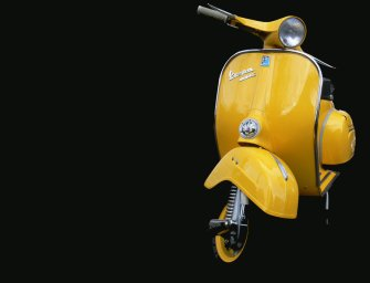 Piaggio Launches Vespa Exclusively on Snapdeal