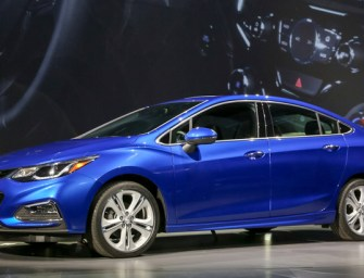Chevrolet Cruze to Launch in India on the January 27