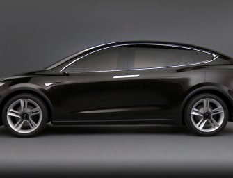 Elon Musk Launches Tesla's Model X Electric SUV