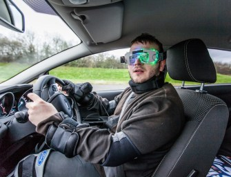 Ford's 'Drug Driving Suit' Shows You What Driving is Like When You're High