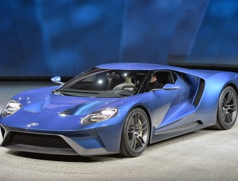 Ford's GT Supercar Will Have Corning Gorilla Glass for Windshield