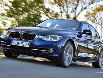 BMW 3-Series Facelift Launched in India