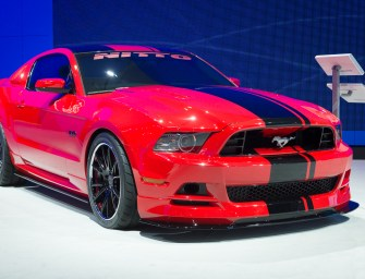 Ford Mustang to Launch in India on 28th January