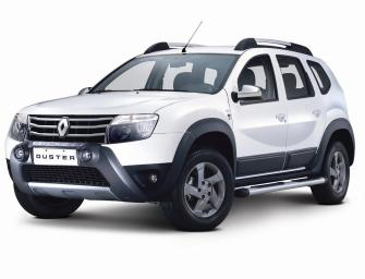 Auto Expo 2016 : Renault Duster Facelift with Easy-R AMT Unveiled