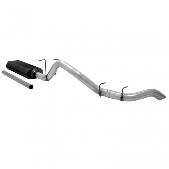 flowmaster force ii series cat back exhaust system 17178
