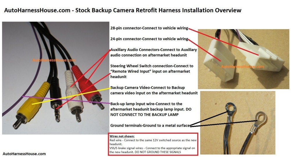 medium resolution of  click to enlarge install the harness