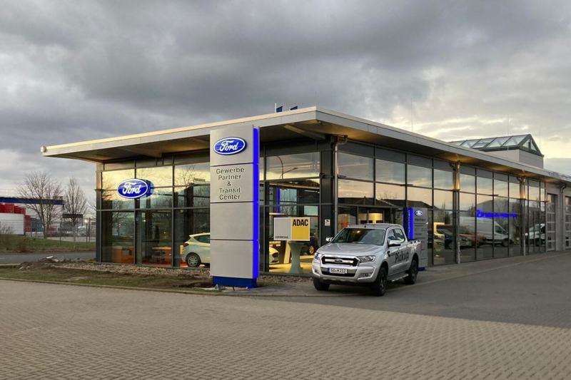 StandortGoslar Ford (Neueröffnung)