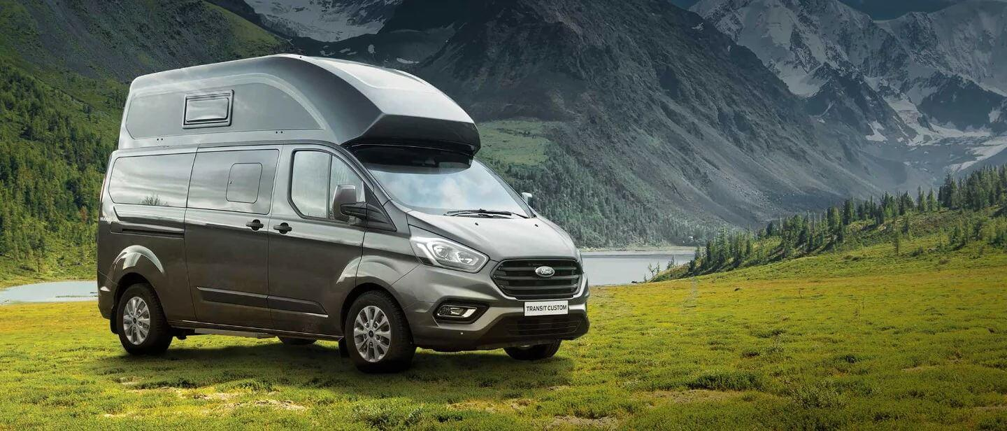 Ford Transit Custom Nugget Plus Autohaus Holz
