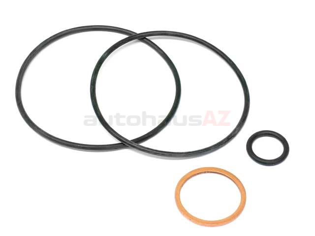 DPH 0005865246 Power Steering Pump Seal Kit; Without Front
