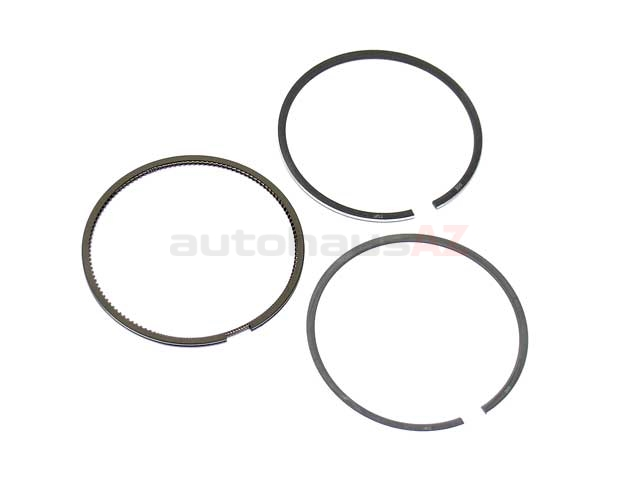 Goetze 0010307924, 0818290000 Piston Ring Set; Standard 88