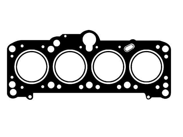VictorReinz 068103383EH, 612864030 Cylinder Head Gasket; 1