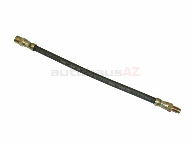 ATE 1264280335ATE, 330804 Brake Hose/Line; Rear; 1 Male