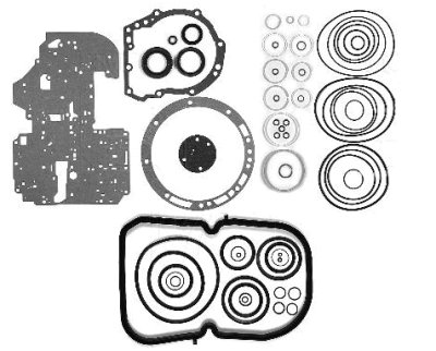 Your Mercedes Transmission Overhaul Kit Parts Search is Over