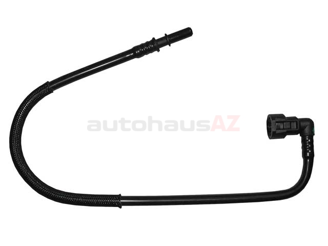 Genuine Mercedes 1634703764 Fuel Hose/Line; Updated Hose