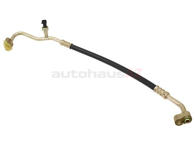 Genuine Mercedes 1635000172 A/C Hose Assembly; Compressor