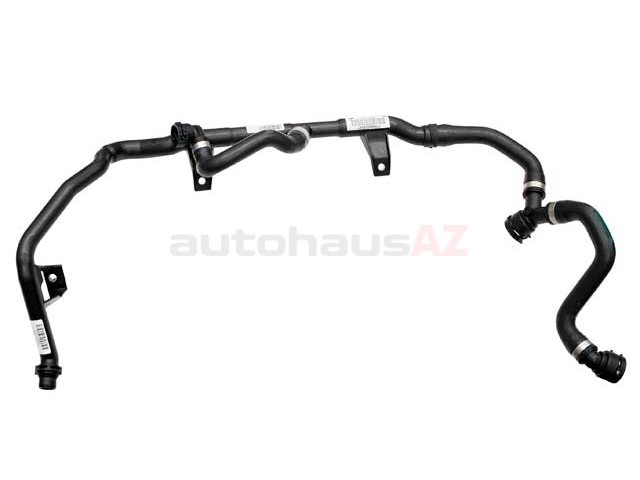 Genuine BMW 17127548224 Coolant Hose; 4-Way Hose; To