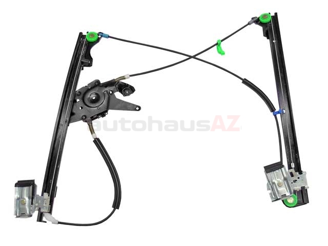Vemo 1H0837461A, V106120 Window Regulator; Front Left