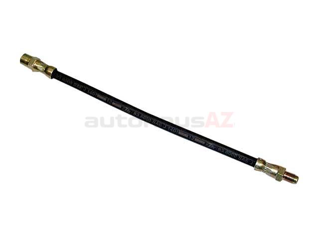 ATE 2104280035, 330804 Brake Hose/Line; Rear Outer