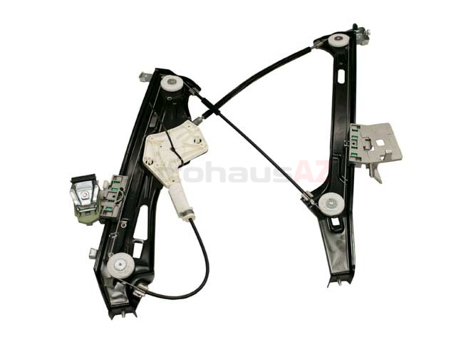 Genuine Mercedes 2197200946 Window Regulator; Front Left