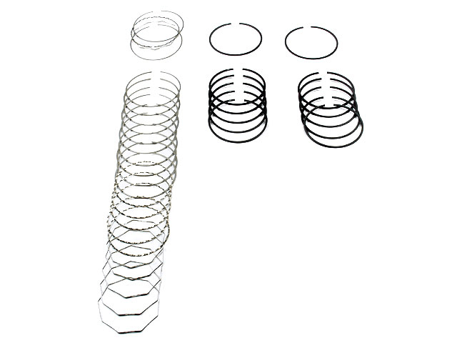 Deves 2280, 2280STD Piston Ring Set SKU: 1192676-2280