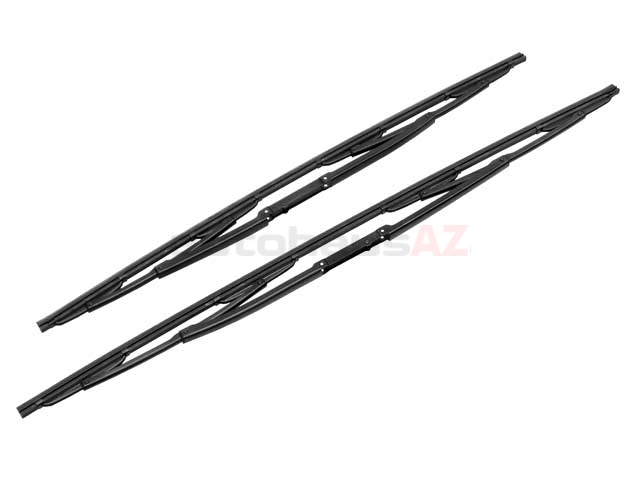 Bosch 3397001539 Windshield Wiper Blade Set; Front; Left