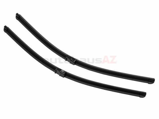 Bosch 3397118938 Windshield Wiper Blade Set; Front; Left