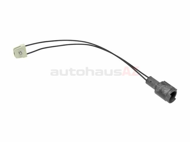 Pex 34359058889, WK41 Brake Pad Wear Sensor; Front; 250mm