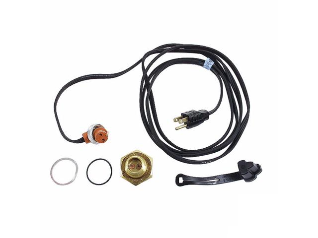 Zerostart 9002034895, 3100105 Engine Heater; Block