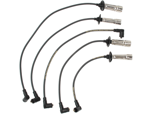 OPparts 90554004 Spark Plug Wire Set SKU: 1370461-90554004