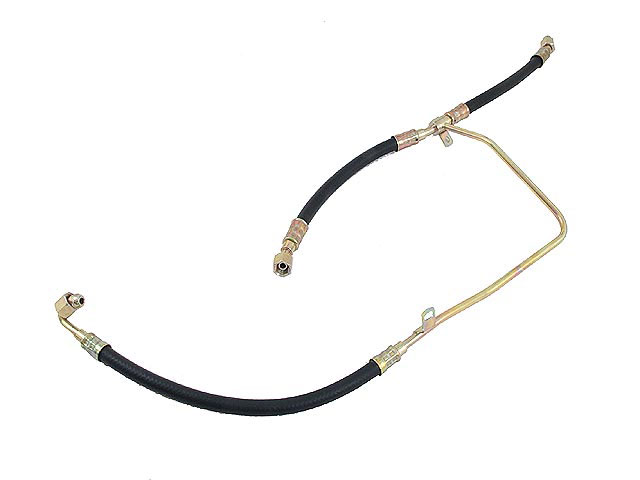 OE Supplier 93011059505 Fuel Injector Line; Fuel Line from