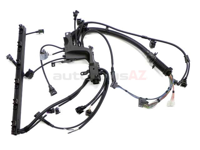 Genuine BMW BM-12517513554 Engine Wiring Harness