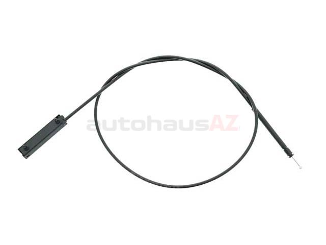 Genuine BMW BM-51237184603 Hood Release Cable SKU: 1501081