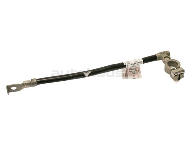 Genuine BMW BM-61126928050 Battery Cable; Negative SKU