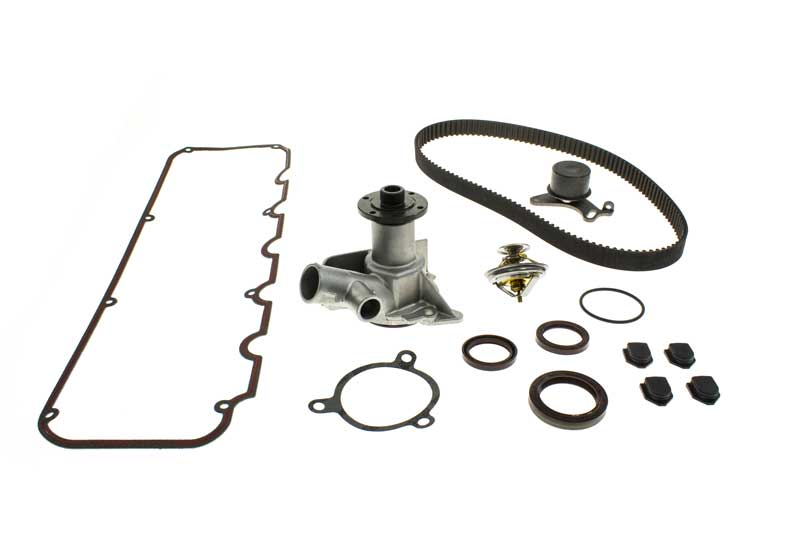 AAZ Preferred BMW1TIMINGCOMPKIT Timing Belt Kit with Water