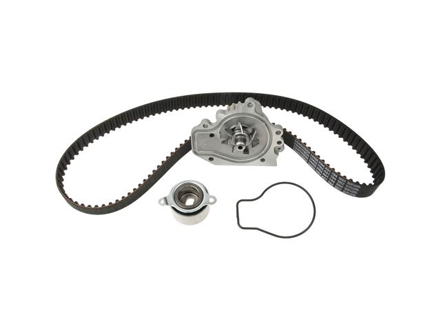 Continental ContiTech Black CK184LK1 Timing Belt Kit with