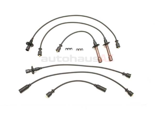 JP Group Dansk KR-217228001 Spark Plug Wire Set; With