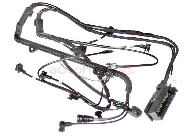 Genuine Mercedes 1295407705, A1295407705 Engine Wiring
