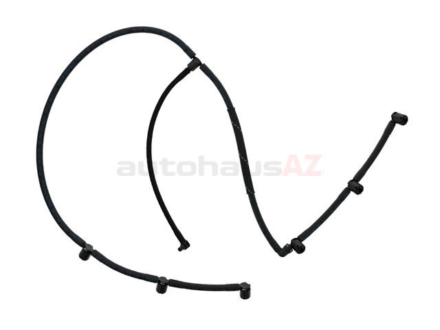 Genuine Mercedes 6420707532, A6420707532 Fuel Return Line